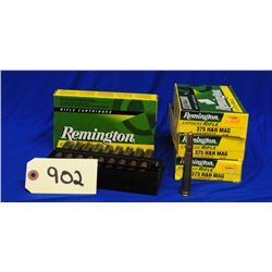 80 Rnds Remington 375 H&H 270 Grn SP
