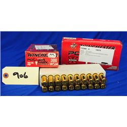 40 Rnds Winchester Factory 300WSM