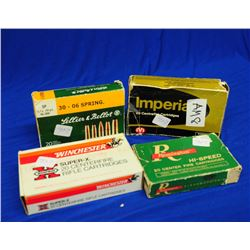 73 Rnds 30-06 Sprg Factory Ammunition