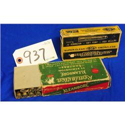 32 Remington Factory Ammo