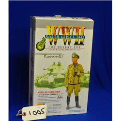 WW II Live Action Figures  1/6 th Scale,