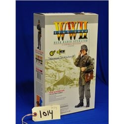 WW II Live Action Figures  1/6 th Scale