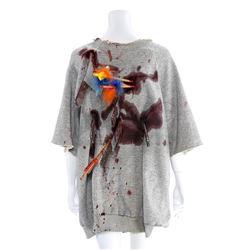 Darlene Conner's (Sara Gilbert) Stabbed Halloween Sweatshirt - ROSEANNE (1988 - 2018)