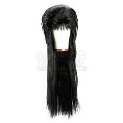 Elvira's (Cassandra Peterson) Signature Bouffant Wig - ELVIRA: MISTRESS OF DARK