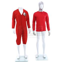 Orkan Prep School Costume and Orkan Council's Costume - MORK & MINDY (1978 - 1982)