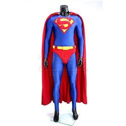 Superman's (Dean Cain) Costume - LOIS & CLARK: THE NEW ADVENTURES OF SUPERMAN (1993 - 1997)