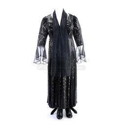 Kathy Lane's (Kathy Najimy) Black Dress Ensemble - IN SEARCH OF DR. SEUSS (1994)