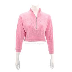 Kimberly Hart's (Amy Jo Johnson) Pink Power Ranger Pink Crop Top - MIGHTY MORPHIN POWER RANGERS (199