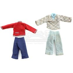 Davey Hanson's Or Other Boy Puppet Costumes - DAVEY & GOLIATH (1960 - 2004) AND OTHER PRODUCTIONS
