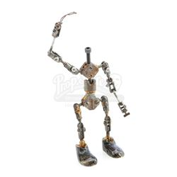 Stop-Motion Puppet Armature From Art Clokey Productions - DAVEY & GOLIATH (1960 - 2004) AND OTHER PR