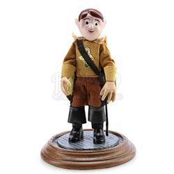 Davey Hanson Stop-Motion Boy Puppet Body and Costume - DAVEY & GOLIATH (1960 - 2004)
