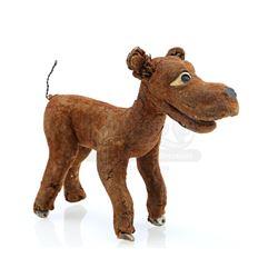Goliath (Hal Smith) Stop-Motion Dog Puppet - DAVEY & GOLIATH (1960 - 2004)