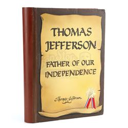 Thomas Jefferson - Father Of Our Independence' Storybook - GUMBY ADVENTURES (1988 - 2002)