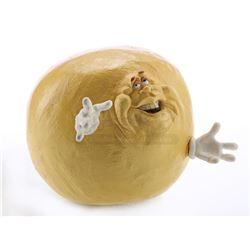 Zoot Singing Grapefruit's Claymation Puppet - MEET THE RAISINS! (1988)