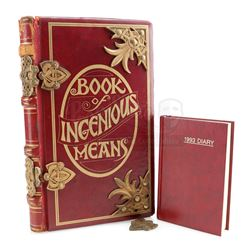 Keebler Elves' 'Book Of Ingenious Means' and Inventory Diary - KEEBLER BAKED GOODS COMMERCIALS (1990