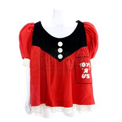 """Gigi The Giraffe's Red Dress - TOYS """"R"""" US (1970s)"""