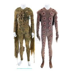 Child-Sized Sci-Fi Octopus and Starfish Costumes - UNKNOWN PRODUCTIONS