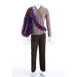 Ambassador Petri's (Jay Robinson) Purple Silk and Lame Costume - STAR TREK: THE ORIGINAL SERIES (196