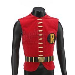Robin The Boy Wonder's (Burt Ward) Production-Made Vest - BATMAN (1966 - 1968)