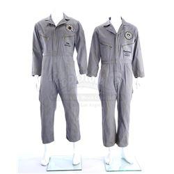 Zeke's Dharma Initiative Grey Coveralls - LOST (2004 - 2010)