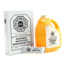 Dharma Initiative Food Rations - LOST (2004 - 2010)