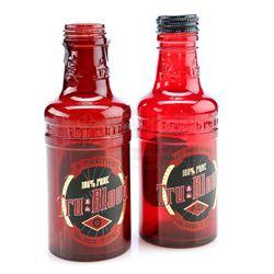 Two Bottles Of 'Tru Blood' Plasma Protein Beverage - TRUE BLOOD (2008 - 2014)
