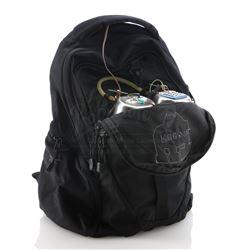 Doomsday Killer's (Colin Hanks) Wormwood Device Backpack - DEXTER (2006 - 2013)