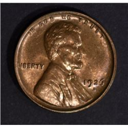 1926-S LINCOLN CENT, CH BU KEY DATE