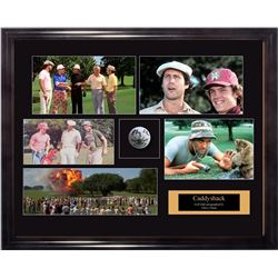 Caddyshack Framed Signed Golf ball