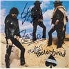 Motorhead Signed Ace of Spades Album