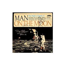 Apollo XI Crew Signed Mission Recording LP