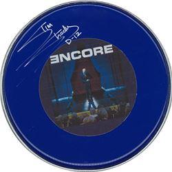 Eminem Signed Drum Head
