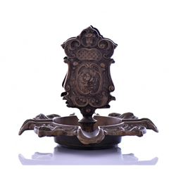 1800's French Antique Cigar Ashtray