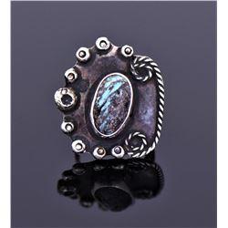 Navajo Southwest Turquoise Ring