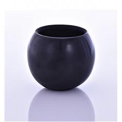 Birdell Santa Clara Pueblo Polished Bowl