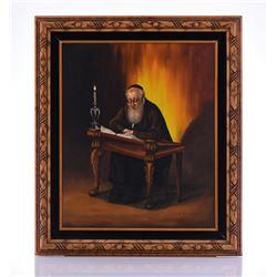 Abraham Straski, 1903-1987 Rabbi Study