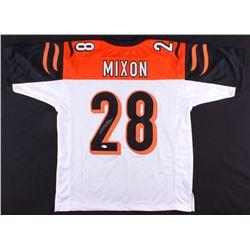 9505013f77c Joe Mixon Signed Bengals Jersey (JSA COA)