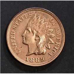 1889 INDIAN HEAD CENT PROOF