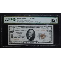 1929 TY.2 $10 NATIONAL CURRENCY