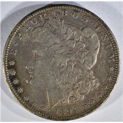 1894-S MORGAN DOLLAR  XF-AU