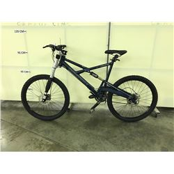 BLUE CANNONDALE PROPHET FULL SUSPENSION 27 SPEED MOUNTAIN BIKE