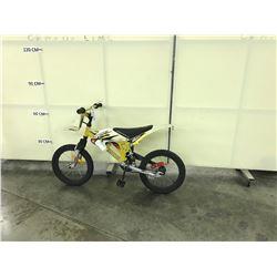 GOLD KIDS HYPER MOTO BIKE