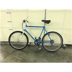 BLUE RALEIGH BIGHORN 12 SPEED ROAD BIKE