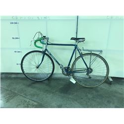 GREEN APOLLO 18 SPEED ROAD BIKE