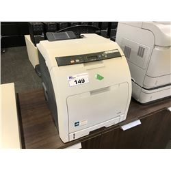 HP COLOR LASERJET CP3505X NETWORK PRINTER