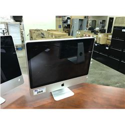 APPLE IMAC, 24'', 2.93 GHZ PROCESSOR, 640 GB HDD, NO KEYBOARD, POWER SUPPLIES OR