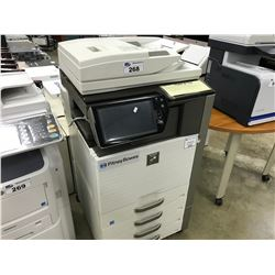 SHARP MX-4111N COLOUR NETWORK PRINTER
