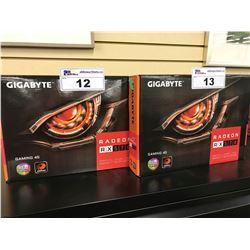 GGIGABYTE RADEON RX570 GAMING 4G GRAPHICS CARD