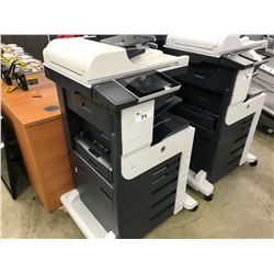 HP LASERJET ENTERPRISE MFP M725 DIGITAL MULTIFUNCTION COPIER