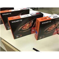 GIGABYTE RADEON RX570 GAMING 4G GRAPHICS CARD